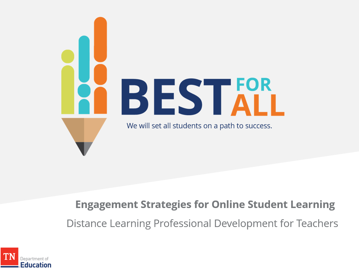 Engagement Strategies for Online Student Learning